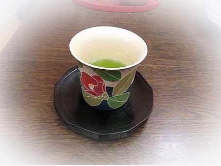 112美味しいお茶