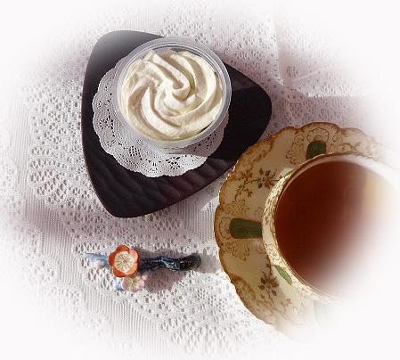 24 抹茶ババロア
