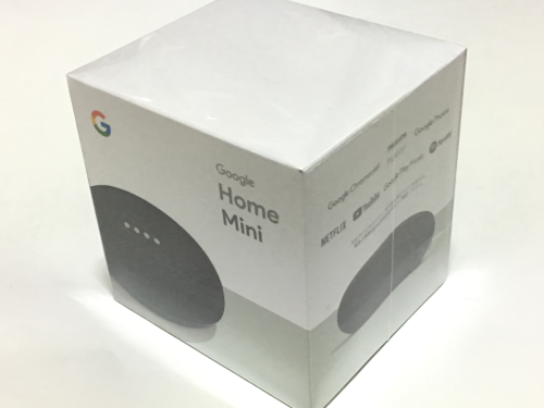 OK Google 連呼!Google Home Mini Chromecastと連携で快適生活-07