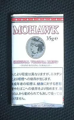MOHAWK-VIRGINIA MOHAWK モホーク・バージニア モホーク バージニアブレンド 手巻きタバコ RYO シャグ