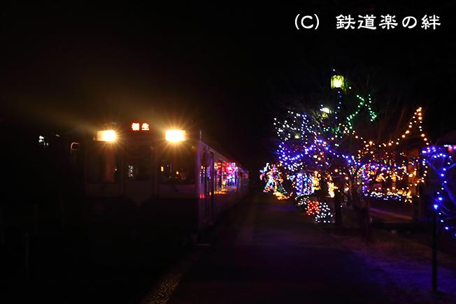 20180120花輪駅02
