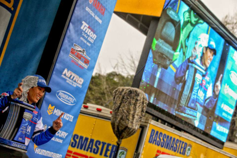 Takahiro Omori's amazing win during the Bassmaster Elite at Lake Martin