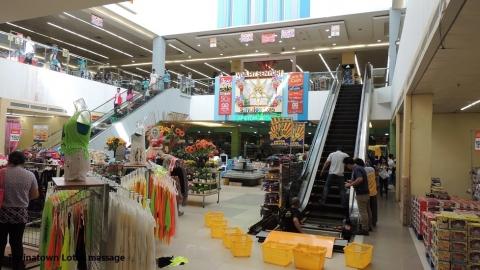 Gaisano Grand Mall, Toledo City,Cebu