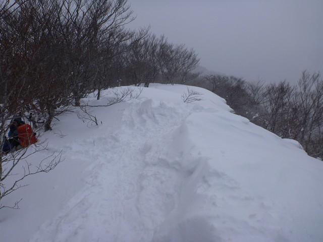 s6北泉ヶ岳山頂