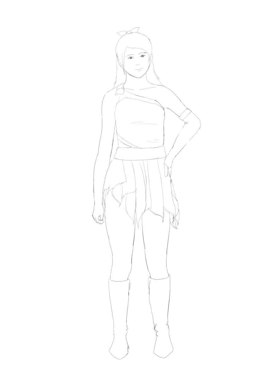 アイドルマスターの衣装の沼倉愛美をイメージから