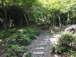 山本山城/06登山道.JPG