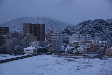 2018/01/11雪景色