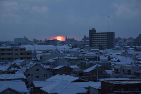 2018/01/11初雪の朝