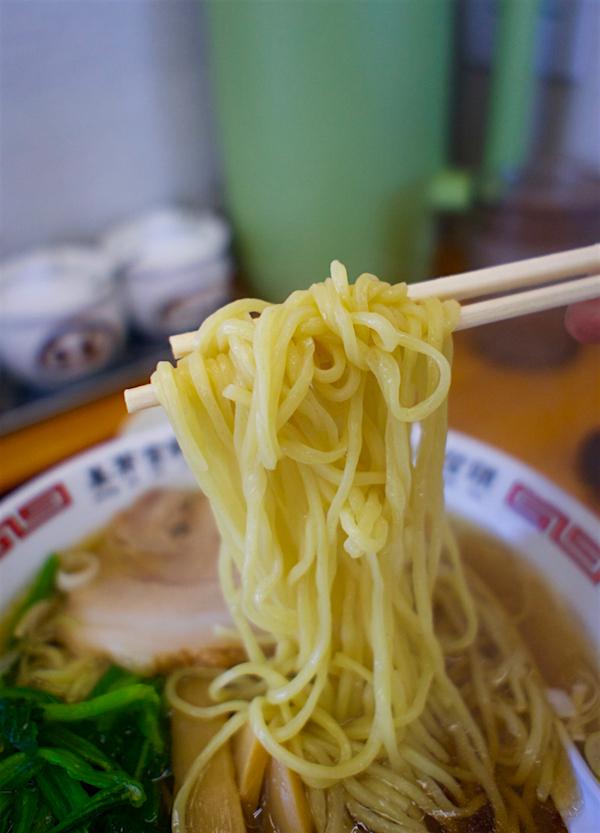 麺屋ゆら@小山市福良 麺