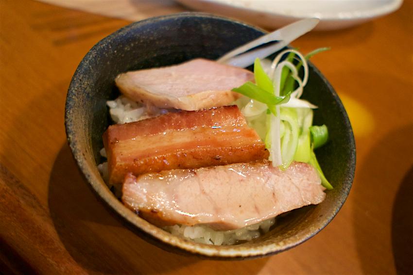 らーめん厨房 どる屋@宇都宮市中央 9 Andy特製ぶっかけチャーシュー丼