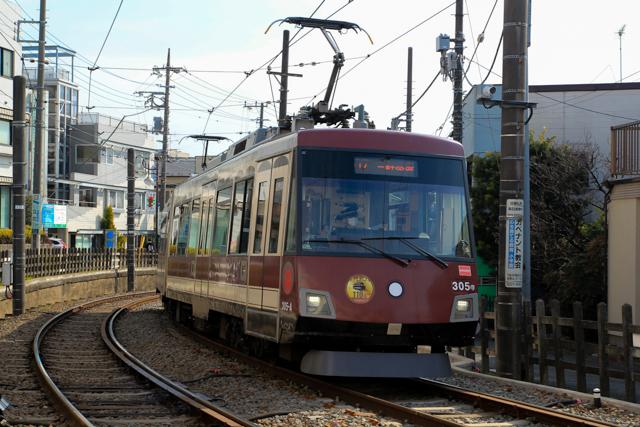 世田谷線①(2)