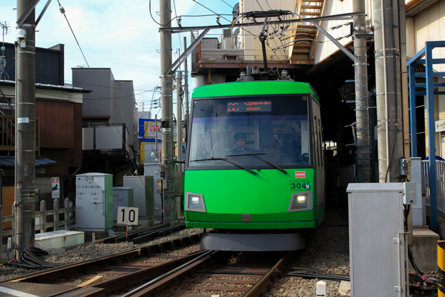 世田谷線①(5)