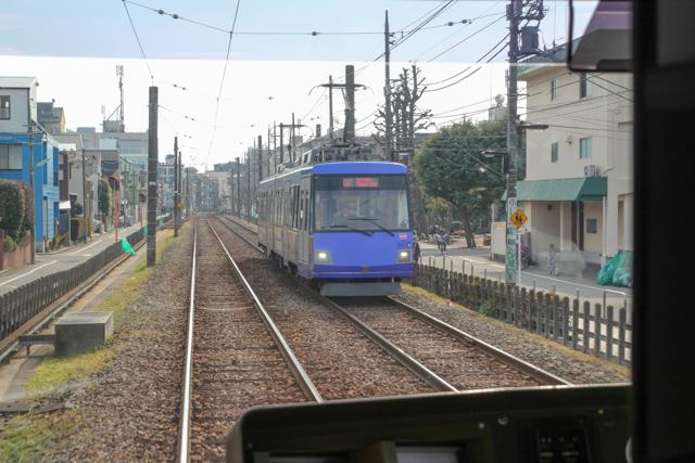 世田谷線①(7)