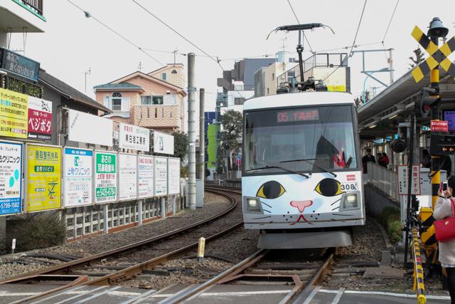 世田谷線①(9)