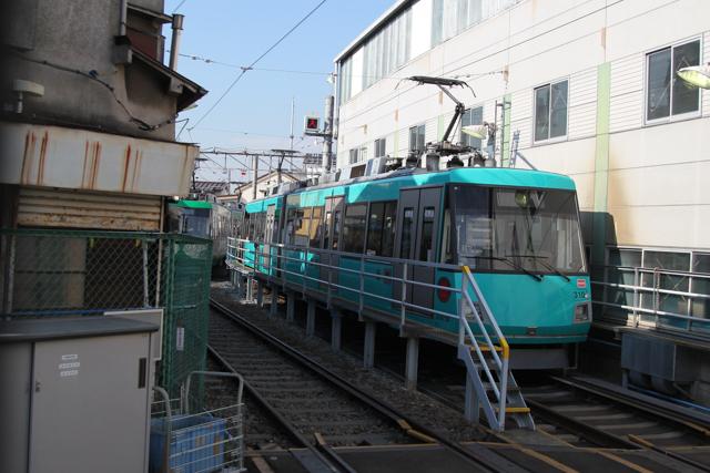 世田谷線①(25)