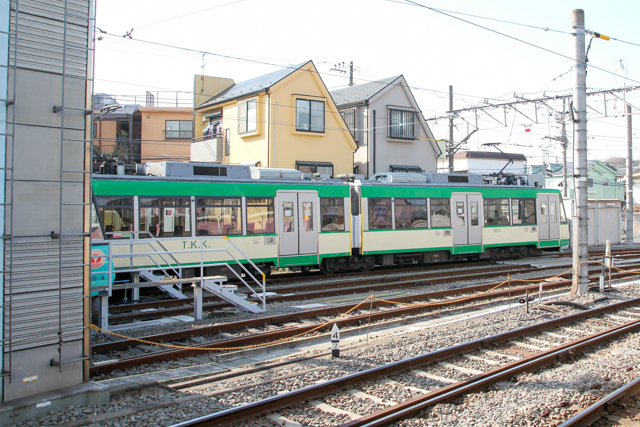 世田谷線①(26)