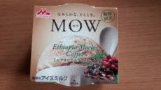 エチオピアモカコーヒー味のアイス