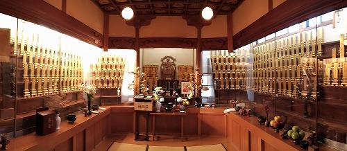 500東光寺位牌堂通常