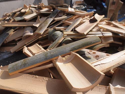 500竹の活用 【飯ごう練習編】2