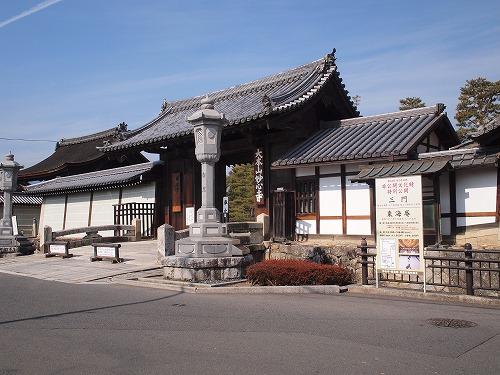 500妙心寺三門1802195