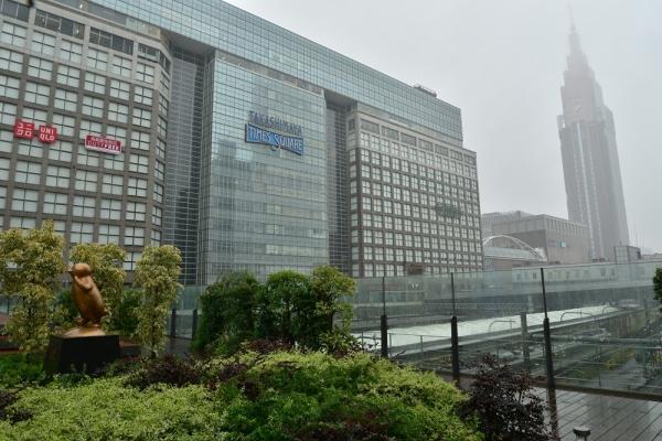2017年10月21日 JR東日本中央本線 新宿 189系N102編成