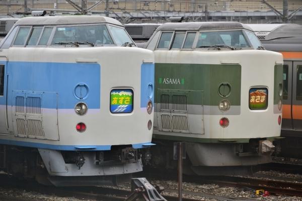 2017年10月28日 JR東日本中央本線 豊田車両センター