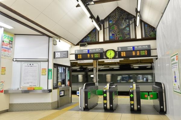 2017年12月2日 JR東日本中央本線 山梨市 189系N102編成