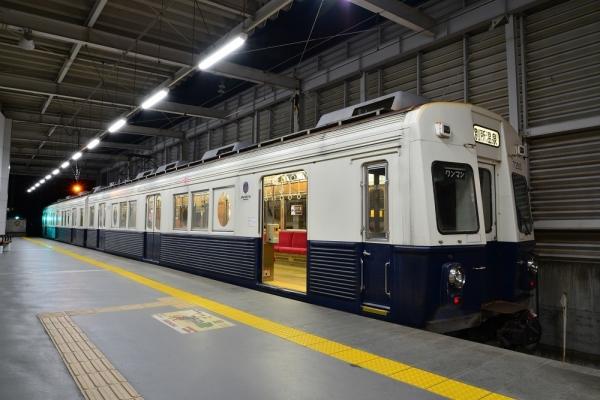 2017年12月8日 上田電鉄別所線 上田 7200系7255編成