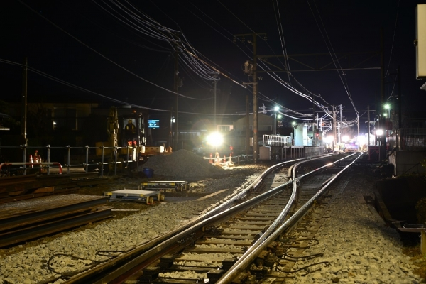 2017年12月9日 上田電鉄別所線 城下