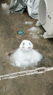 雪だるま18