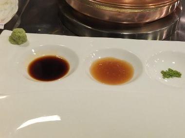 09ステーキの薬味の数々1228