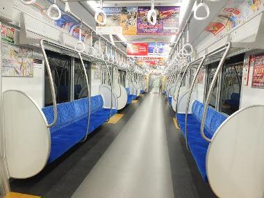 14西武新宿線上石神井始発の下り電車5601レ0103