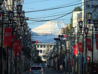 01日本の霊峰富士山1118