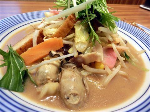 牡蠣ちゃんぽん (1)