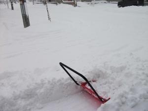 180125雪かき