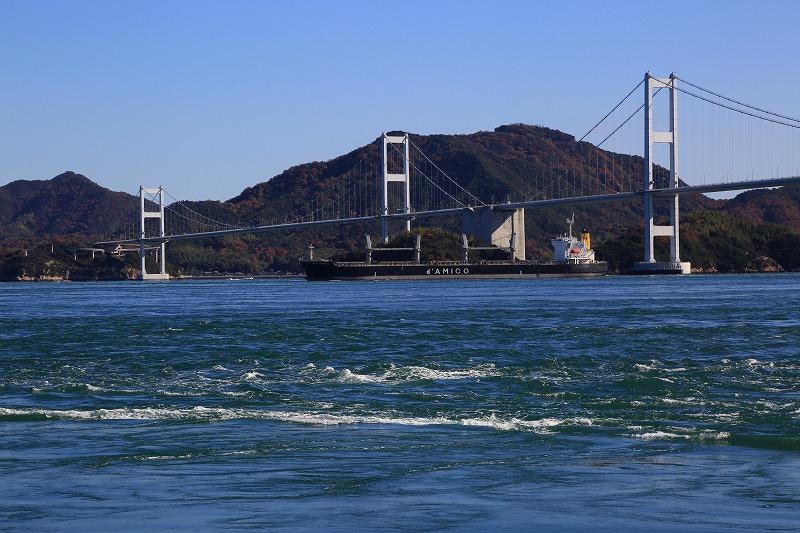 来島海峡大橋 171202 01