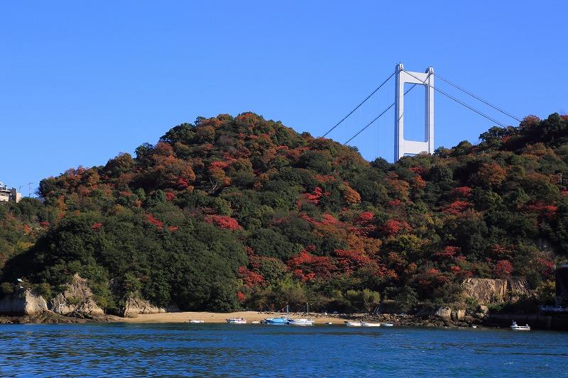 来島海峡大橋 171202 03
