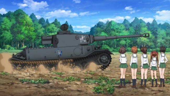 戦車 ガルパン