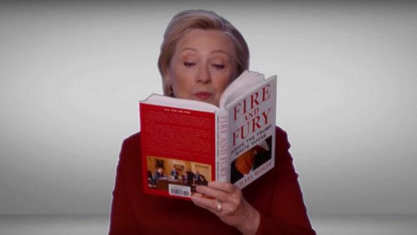 ヒラリー・クリントン グラミー賞