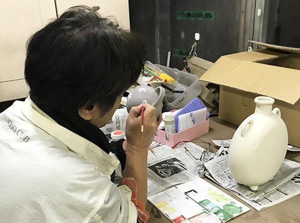 201711黒泥花急須7