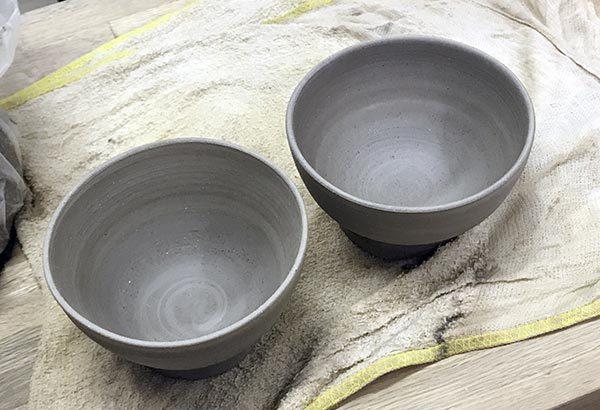 201711梨釉茶碗2