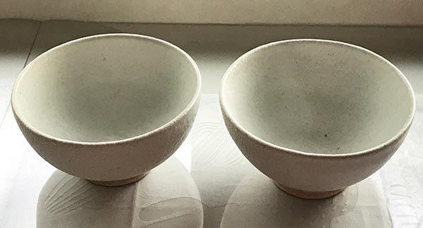 201711梨釉茶碗4