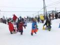 2018雪中運動会2