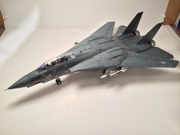 F-14完成
