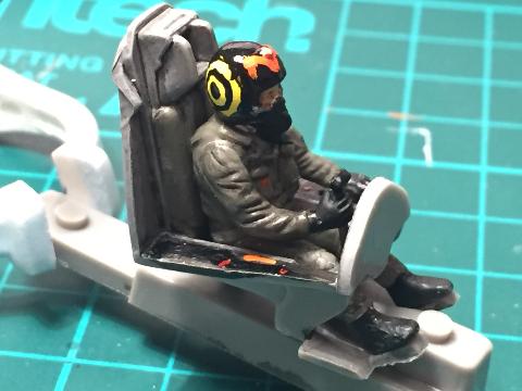 Aー4 パイロット