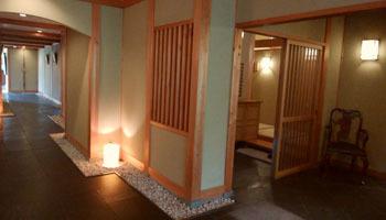 雛の料亭個室