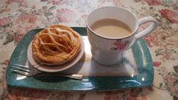 apple-pie でアフター珈琲