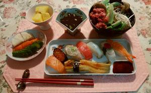 寿司正寿司 すき焼き