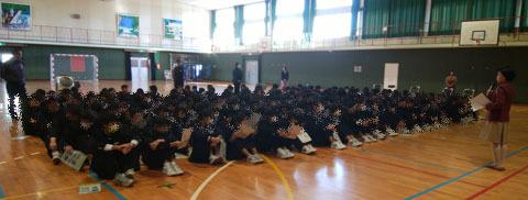 岩国中学租税教室4