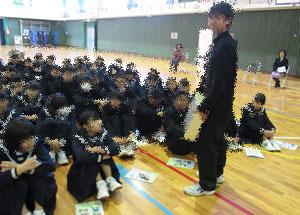 岩国中学租税教室6